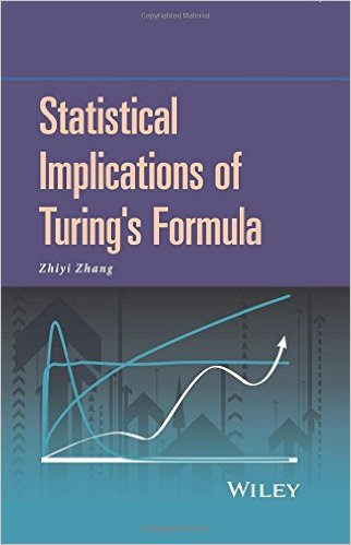 Statiscal implications of turing´s formula