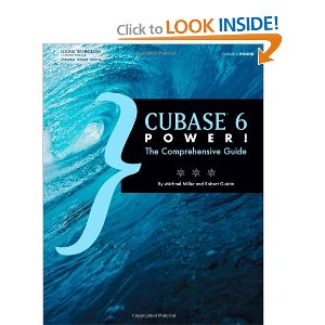Cubase 6 power!: the comprehensive
